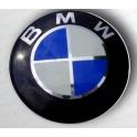 BMW zadní znak na víko kufru, Emblem, prùměr 74 mm