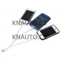 3 v 1 Micro USB datový kabel Sync nabíjecí kabely pro iPhone