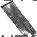 Kryt podlahy škoda octavia yeti audi a3 vw Golf jeta  - pravý - 1K0825202AB