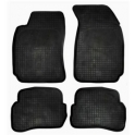 Gumové koberečky černé Škoda Superb I, VW Passat 3B