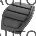 Povrchová vrstva pedálu FEBI 12021 Renault 5, 19, Espace I, Clio I, Twingo I
