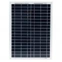 GWL/Power Solární panel GWL/Sunny Poly 20 Wp 36 cells (MPPT 18V)