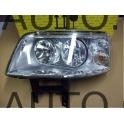 Hlavní reflektor DEPO H1+H7 VW T5 - pravý