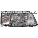 Hlavní reflektor AL H1+H7 VW T5 - pravý