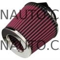 Univerzální vzduchový filtr Steam Air červený JOM