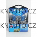 ALLRIDE Sada žárovek H4 12V xenon modrá