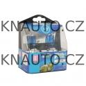 ALLRIDE Sada žárovek H7 12V xenon modrá