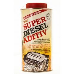 VIF Super diesel aditiv 500 ml letní