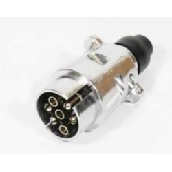 Přípojka přívěsu 12V aluminium 10-31 403012 7-pól