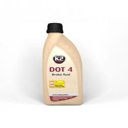 Brzdová kapalina DOT - 4 0.5L K2 T104