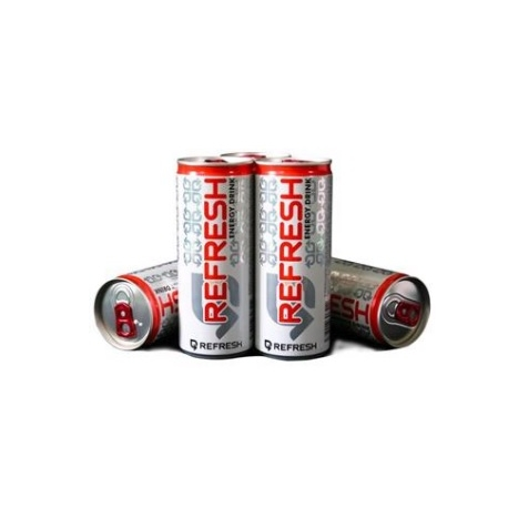 Energetický nápoj REFRESH 250ml