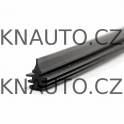 Guma stìraèe 610 mm silikonová èerná