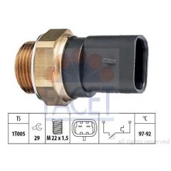 Teplotní spínač - větrák chladiče FACET 550 103