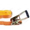 Upínací pás s ráčnou LC2500daN 5t/10 m pás 50 mm
