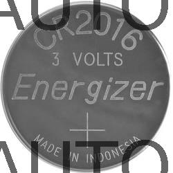 ENERGIZER Knoflíková baterie CR2016 /1ks
