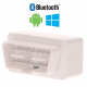 Autodiagnostika SX1 bluetooth bílá, Android, Windows (zdarma SX OBD aplikace) SIXTOL