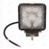 Pracovní světlo LED 2200 lm, 9xLED, hliník + držák
