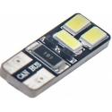 Autožárovky LED T5 a T10